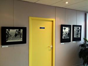"""Exposition """"Regards et Rencontres humanistes"""" de Claude Breteau"""